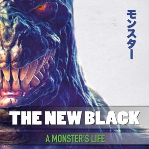 The New Black Skivomslag